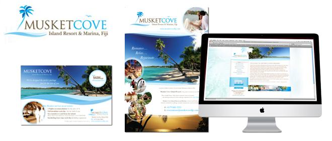 Justin Bruce Marketing Musketcove resort Fiji